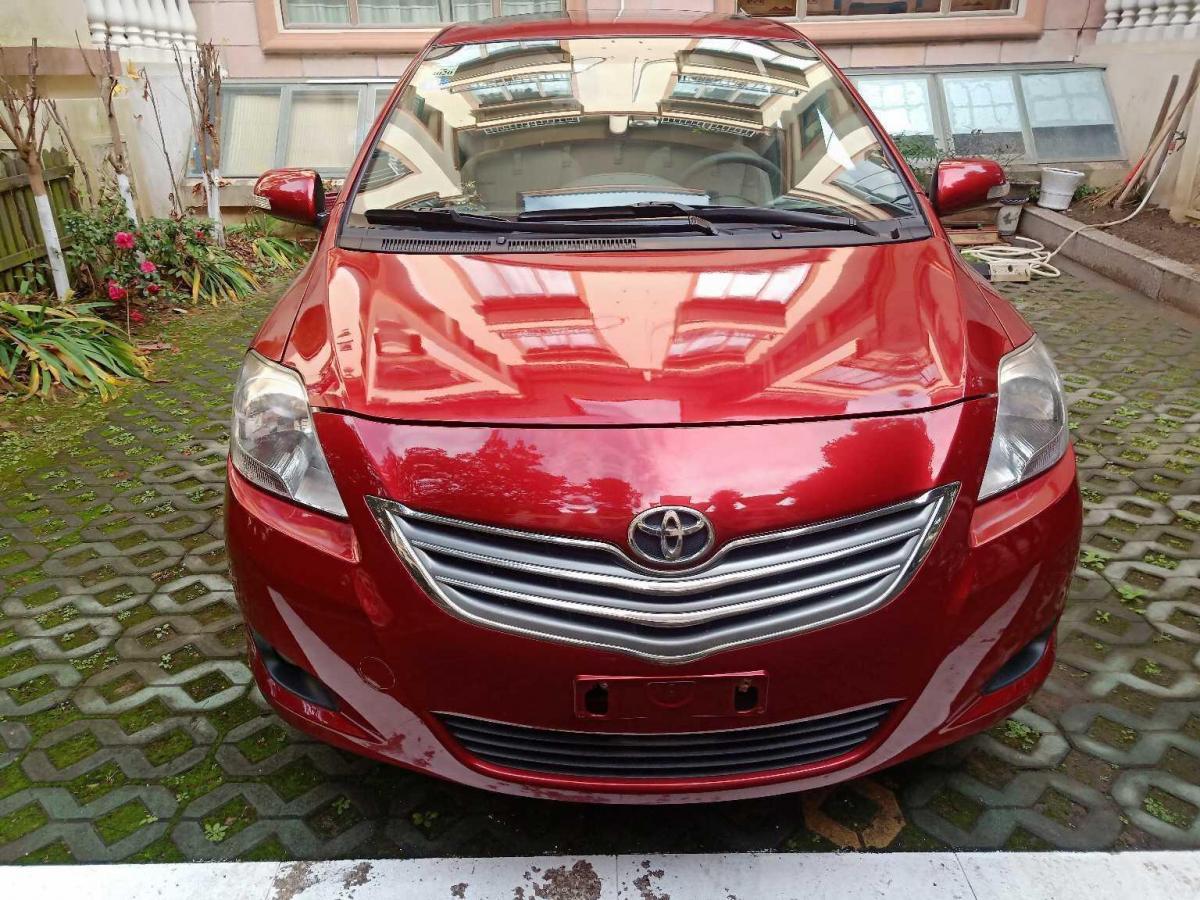 2013年3月 丰田 威驰 特装版 1.6L GL-i型尚天窗版 AT图片