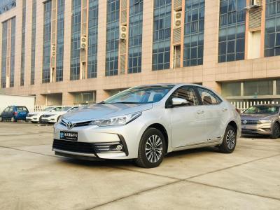 2017年5月 丰田 卡罗拉  改款 1.2T S-CVT GL-i图片