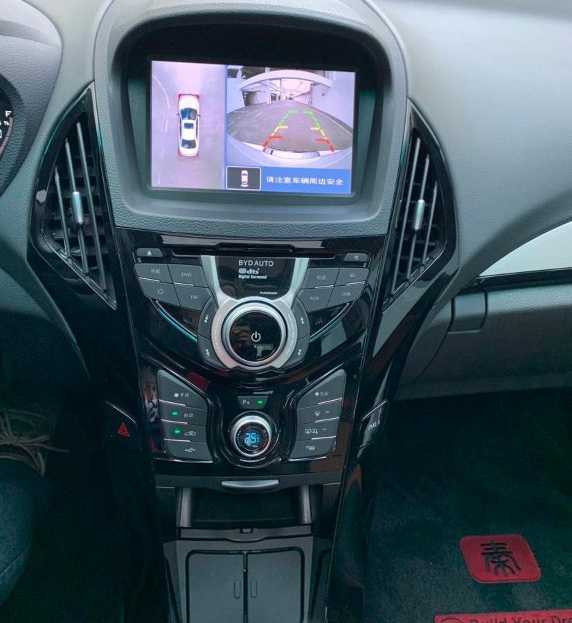 比亚迪 秦  2015款 1.5T 双冠旗舰Plus版图片