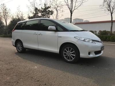 2011年9月 丰田 普瑞维亚(进口) 3.5L 7人座豪华型图片