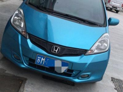 本田 飛度  2011款 1.3L 自動舒適版圖片