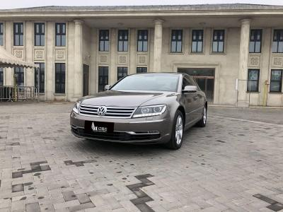 大众 辉腾  2009款 3.6L V6 5座加长顶级版