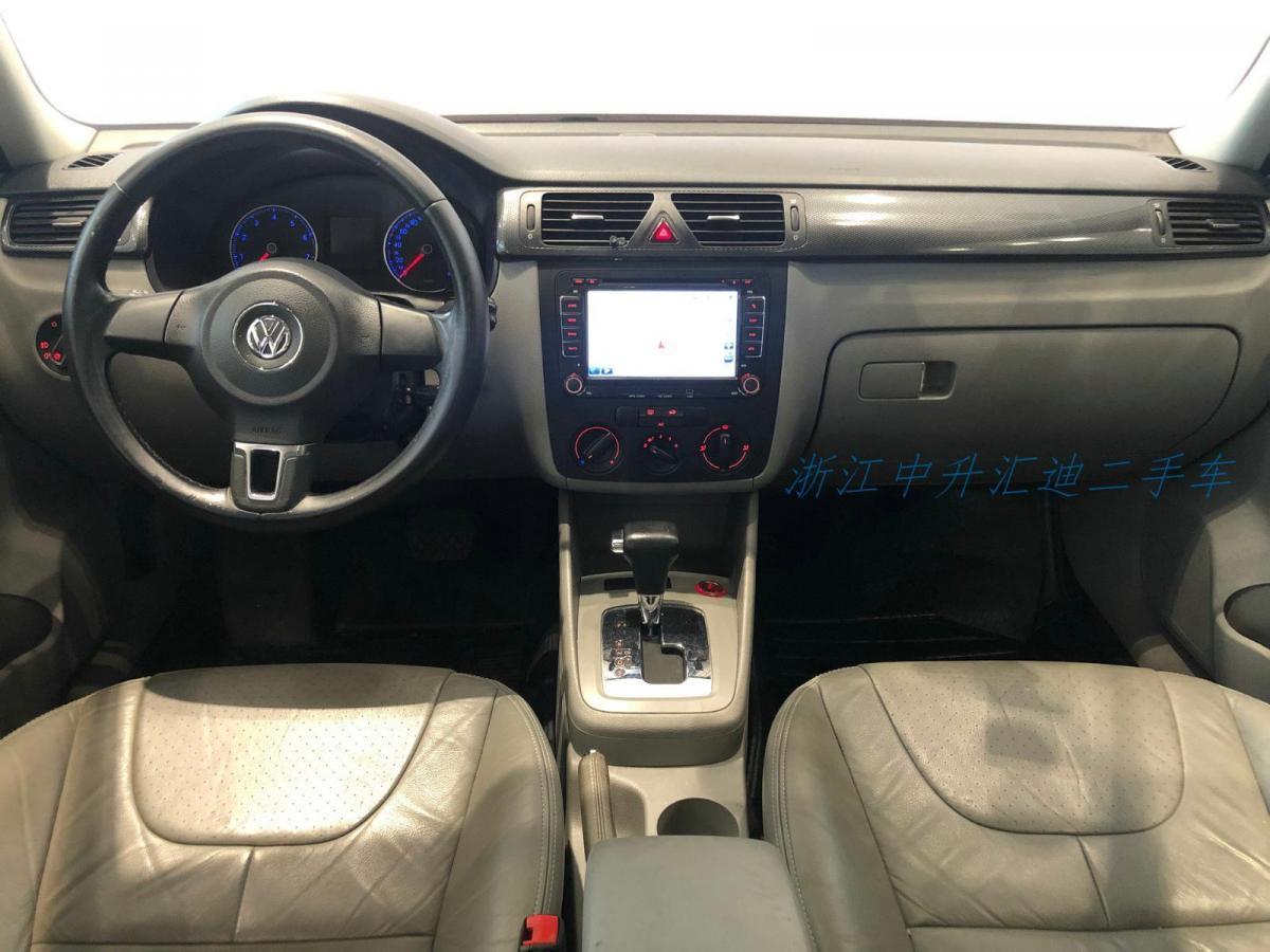 大众 宝来  2012款 1.6L 自动舒适型图片