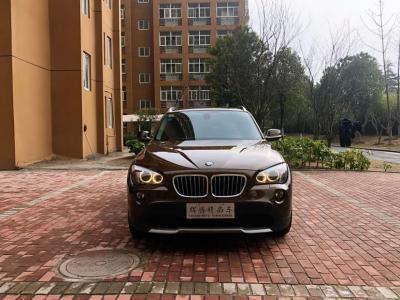 2012年12月 宝马 宝马X1(进口) xDrive28i图片