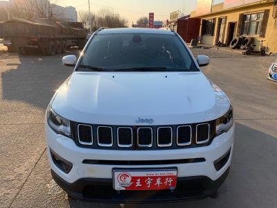 2018年2月 Jeep 指南者 200T 自动舒享版图片