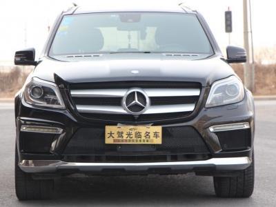 2013年10月 奔驰 奔驰GL级(进口) GL 350 CDI 4MATIC图片