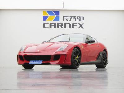 2011年1月 法拉利 599 599 GTB Fiorano 6.0图片