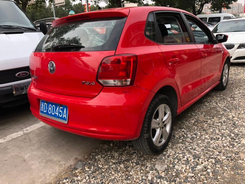 大众 Polo  2013款 1.4L 自动豪华版图片