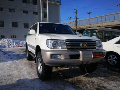 07年豐田酷路澤LC105 4.2L柴油