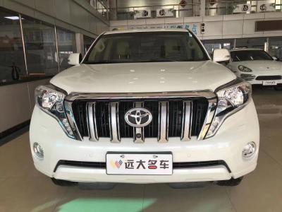 丰田 普拉多  2016款 3.5L 自动VX NAVI
