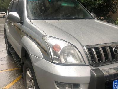 2007年10月 丰田 普拉多 4.0 GX 豪华版图片
