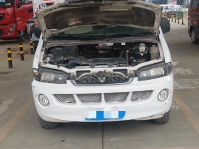 2008年6月 江淮 瑞风 2.4LⅠ代 汽油 手动豪华型HFC4GA1图片