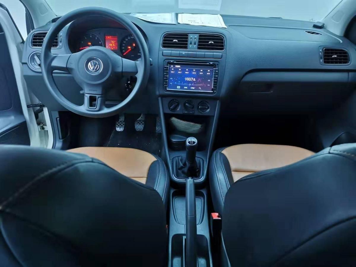 大众 Polo  2014款 1.4L 手动舒适版图片