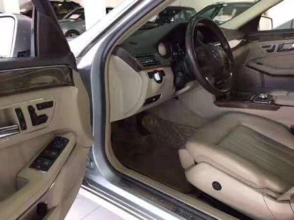 奔驰 奔驰E级  2009款 E 300 优雅型图片