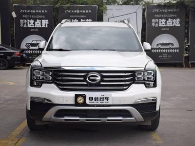 2019年1月 廣汽傳祺 GS8 320T 兩驅豪華智聯版圖片