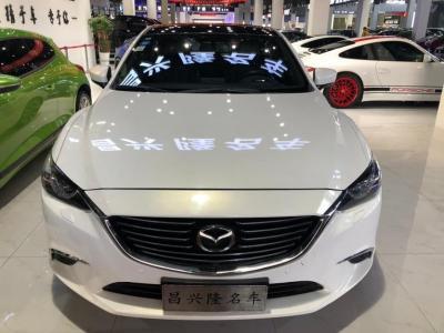 2018年7月 马自达 阿特兹 2.5L 蓝天尊崇科技限量版图片