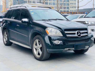 2009年3月 奔驰 奔驰GL级(进口) GL 450 4MATIC尊贵型图片