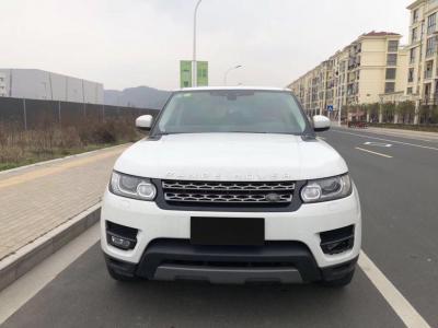 2017年4月 路虎 揽胜运动版  3.0T 运动版 SC HSE 汽油型图片