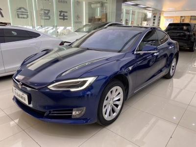 2019年7月 特斯拉 Model S Model S 75D 标准续航版图片