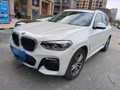 2018年9月 宝马 宝马X3  xDrive25i M运动套装 国V图片