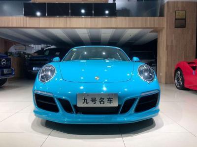 保時捷 911  2016款 Targa 4 3.0T圖片