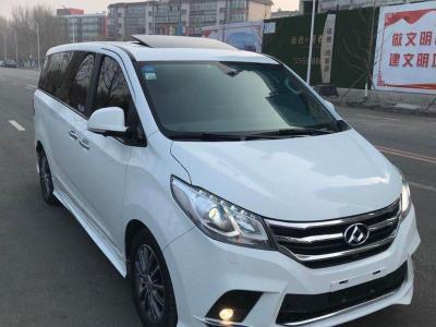 2018年8月 上汽大通MAXUS G10 PLUS 1.9T 自动豪华行政版 柴油 国V图片