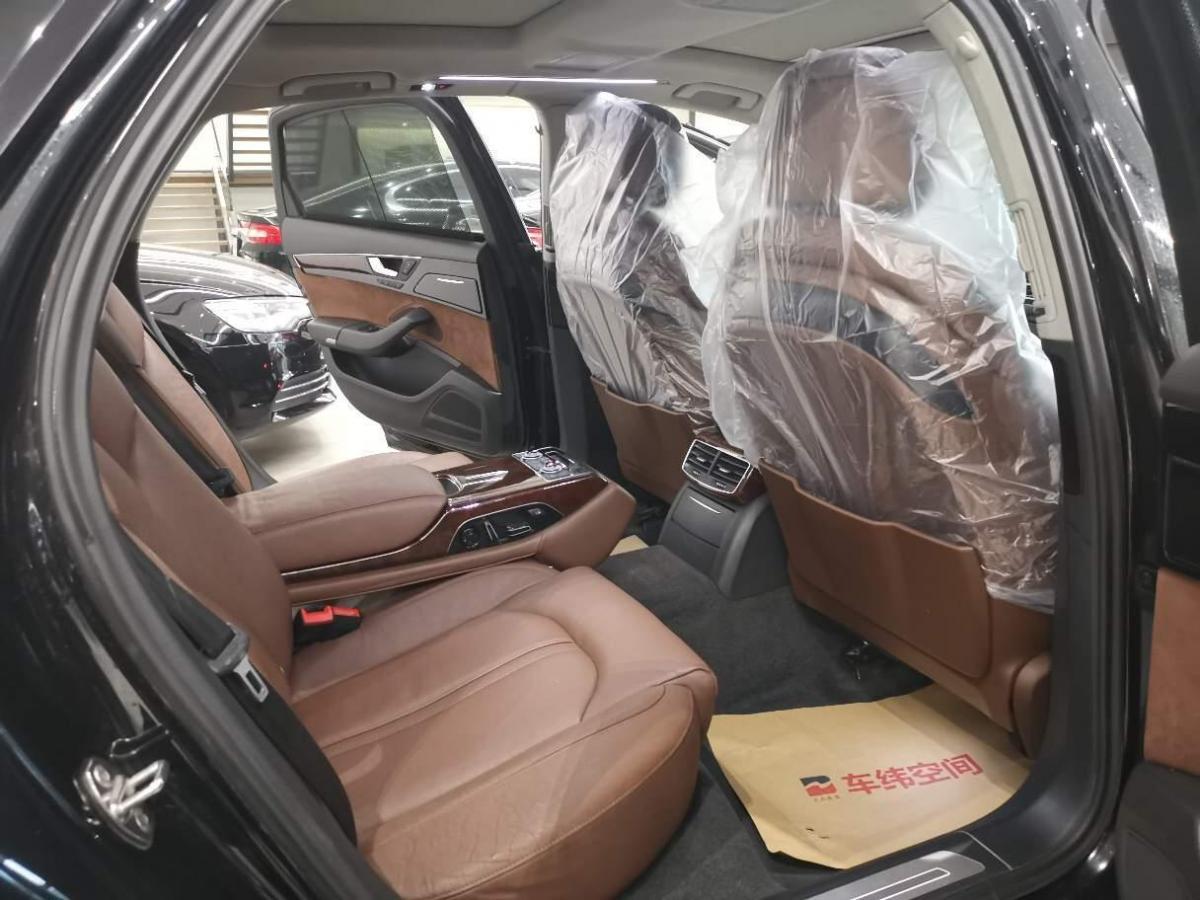 奥迪 奥迪A8  2012款 A8L 45 TFSI quattro豪华型图片