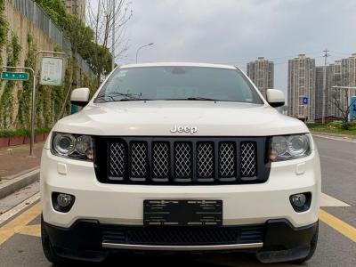 Jeep 大切诺基  2012款 3.6L 梦十珍藏版图片