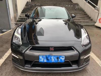 2015年1月 日产 GT-R(进口) 3.8T 豪华棕红内饰版图片