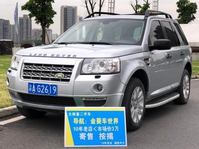2012年1月 路虎 神行者2(进口) 3.2L i6 HSE汽油版图片