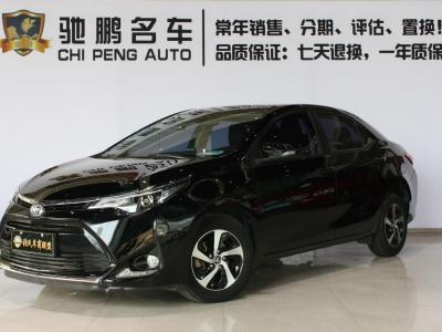 丰田 雷凌  2018款 185T CVT豪华版图片