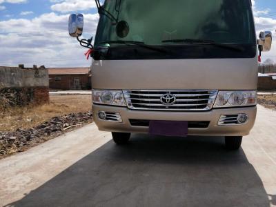2012年1月 丰田 柯斯达 4.0L高级车GRB53L-ZEMSK 23座升级版图片