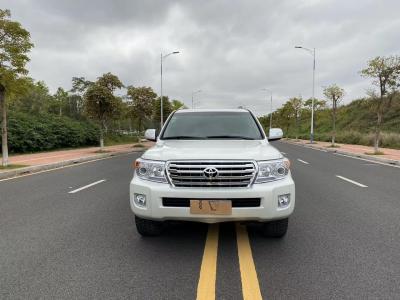 2015年1月 丰田 兰德酷路泽(进口) 4.0L V6 中东限量版图片