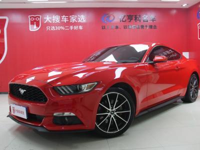 福特 Mustang  2015款 美规版图片