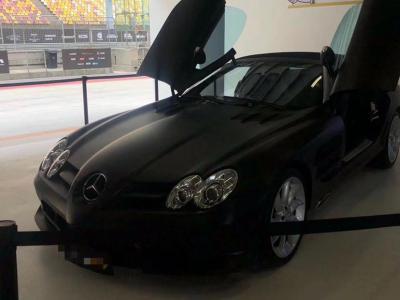 2009年8月 奔驰 奔驰SL级(进口) SL 500图片