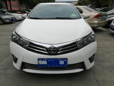 丰田 卡罗拉  1.6L CVT GLX-i