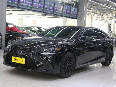 2019年5月 雷克萨斯 LS  500h 豪华版 国V图片