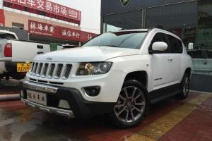 Jeep 指南者  2.4 四驱豪华导航版(改款)