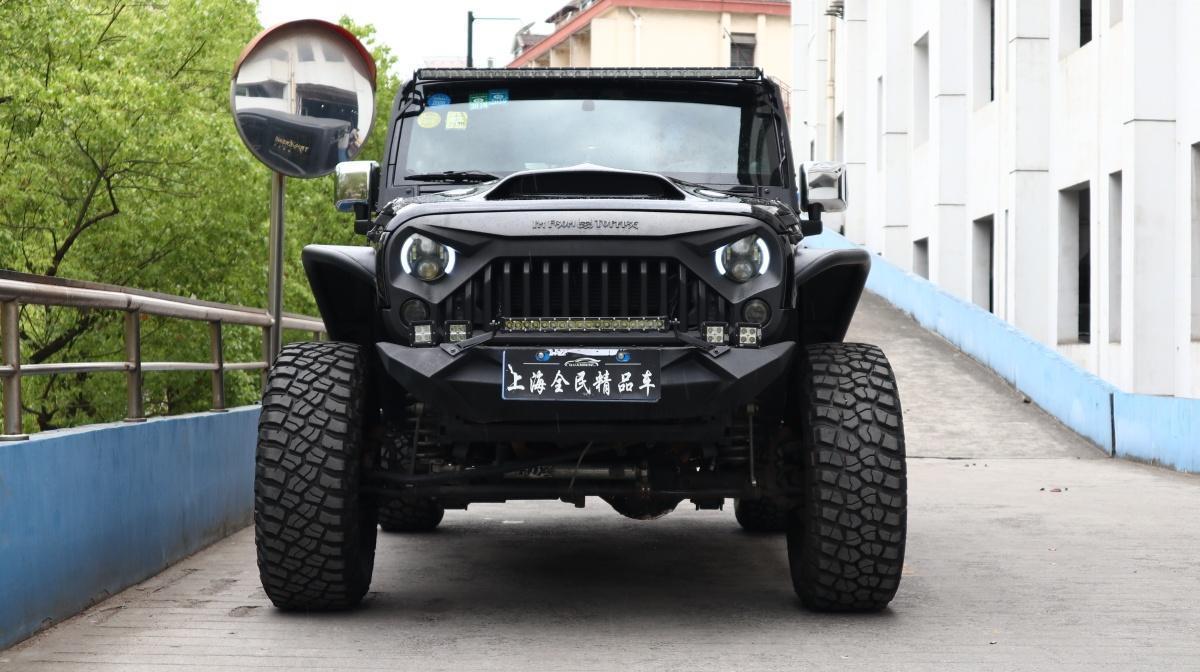 2012年6月 Jeep 牧马人(进口) 3.6L Sahara 四门版图片