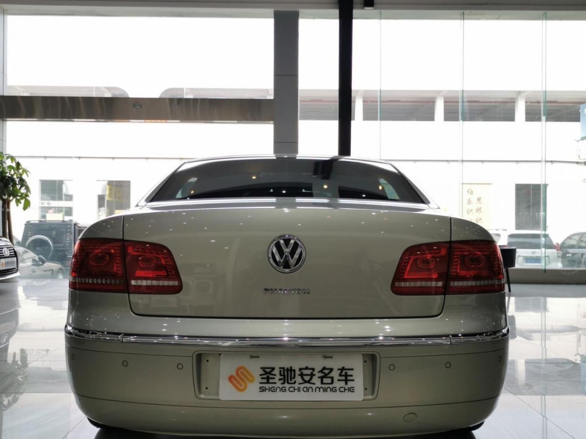 大众 辉腾  2011款 3.6L V6 5座加长Individual版图片