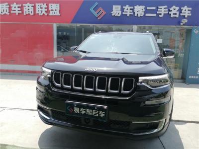 2018年8月 Jeep 指挥官 2.0T 四驱臻享版图片