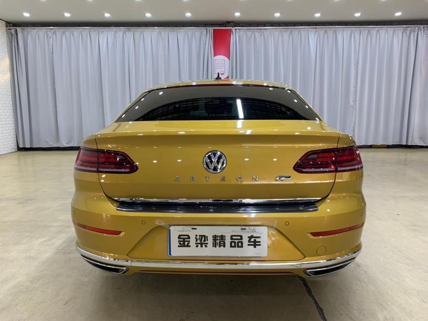 大众 一汽-大众CC  2019款 380TSI 曜颜版图片
