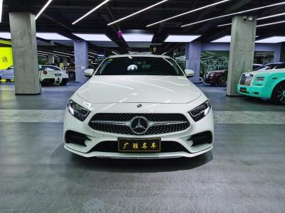 2018年10月 奔驰 奔驰CLS级(进口) CLS 300 豪华型图片