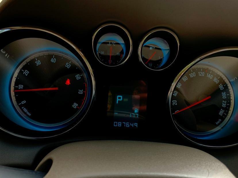 别克 英朗  2013款 GT 1.6L 自动时尚版图片