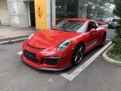 2016年7月 保时捷 911 GT3 3.8L图片