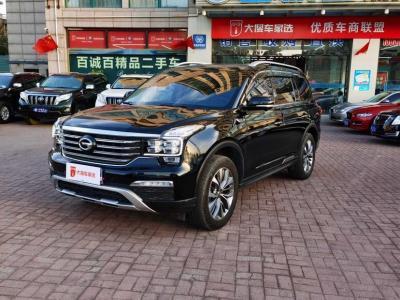 2018年10月 廣汽傳祺 GS8 320T 兩驅豪華智聯版圖片