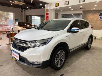 本田 CR-V  2019款 锐・混动 2.0L 两驱净驰版 国V