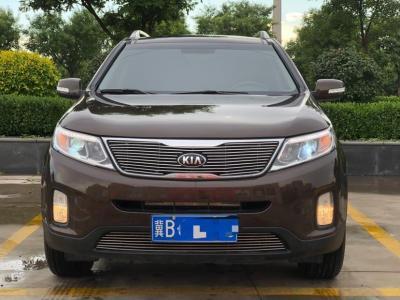 2014年2月 起亚 索兰托  2.4L 5座汽油豪华版图片