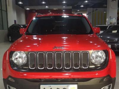 Jeep 自由侠 互联大屏版 180T 自动智能版图片