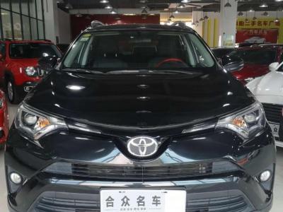 丰田 RAV4荣放 2.0L CVT两驱都市版图片
